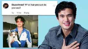 Charles Melton Goes Undercover on YouTube, Twitter and Instagram [Video]