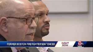 Former firefighter sentenced in assault at fire station [Video]