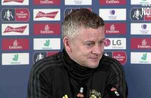 Solskjaer upbeat despite dip in form [Video]