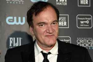 Quentin Tarantino thinks there's a movie 'war' [Video]