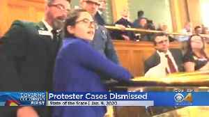 Climate Change Protester Cases Dimissed [Video]