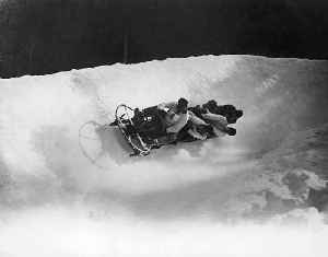 News video: This Day in History: First Winter Olympics (Saturday, January 25)