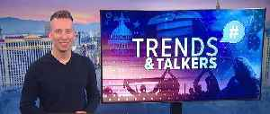 Trends and Talkers: Frozen building, Pup rescued and more [Video]