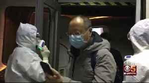 New U.S. Case Of Coronavirus Raises Concerns Ahead Of Lunar Holiday [Video]