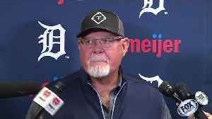 Ron Gardenhire's idea to eliminate sign stealing: move cans out of dugouts [Video]