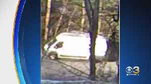 Caln Township Police Looking For Driver Of White Van Who May Have Information About Pipe Bombs [Video]