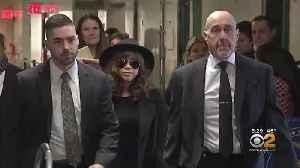 Rosie Perez Testifies In Harvey Weinstein Rape Trial [Video]