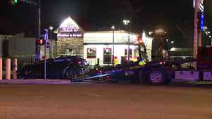 21-Year-Old Driver Killed in Collision with Bus Stop in Richmond [Video]