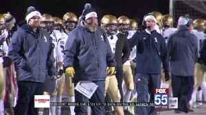 Casey Kolkman named Heritage football head coach [Video]