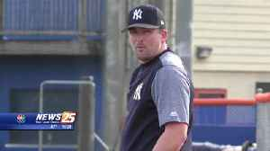 Yankees Pitcher Jonathan Holder in Spring Training mode [Video]