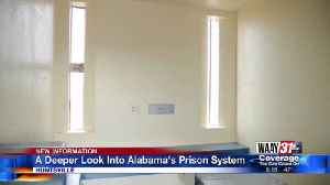 A Deeper Look Into Alabama's Prison System [Video]
