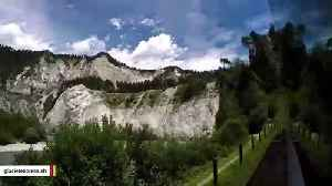 Hop Aboard Glacier Express, One Of The World's Most Scenic Train Rides [Video]