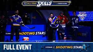 Watch as the NHL unveils the Gatorade NHL Shooting Stars competition [Video]