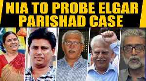 News video: Elgar Parishad Case: After Sharad Pawar seeks SIT formation, Centre gives case to NIA |Oneindia