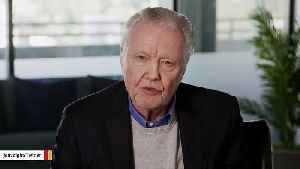 Jon Voight Calls For 'Highest Prayers' For Trump As Impeachment Trial Wages On [Video]