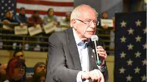 Polls: Sanders Narrow Lead Going Into Iowa [Video]