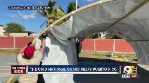 Ohio National Guard helps Puerto Rico recover from earthquakes [Video]