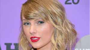 Taylor Swift Talks About Her Past Eating Disorder [Video]