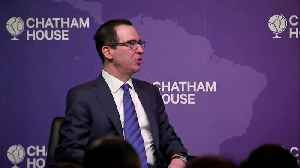U.S. Treasury Secretary optimistic on trade deal with UK [Video]