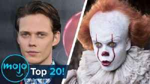 Top 20 Actors Who Were Completely Transformed by Makeup [Video]