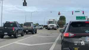 Police write dozens of tickets to drivers blocking intersection in Boynton Beach [Video]