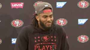 SUPER BOWL: Replay of San Francisco 49ers linebacker Fred Warner Friday news conference [Video]
