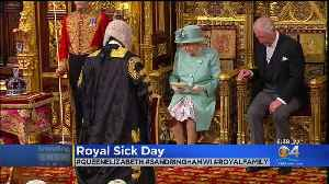 Trending: Queen Goes Down With A Cold [Video]