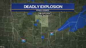 Father, Daughter Killed In Northern Minnesota House Explosion, Fire [Video]