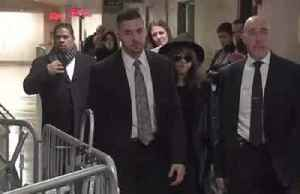 News video: Actress Rosie Perez backs up Sciorra account in Weinstein rape trial