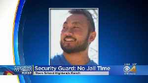 No Jail Time For STEM School Highlands Ranch Security Guard [Video]