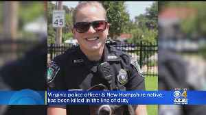 NH Native Police Officer Dragged By Car In Virginia Dies From Injuries [Video]
