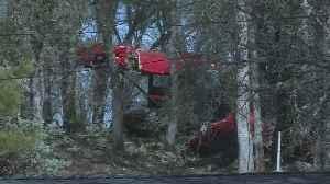 Father, Son Killed In Auburn Plane Crash [Video]