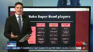 Bakersfield Super Bowl players through the years [Video]