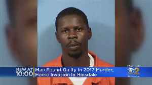 Dominic Sanders Convicted In Killing Of Andrea Urban In Hinsdale [Video]