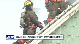 Firefighters union raises staffing concerns following deadly fire [Video]