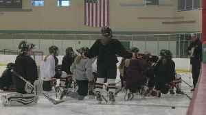 Maple Grove Girls Hockey Talk About Leadership [Video]