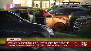 Suspect shot by Glendale officer in Queen Creek near Ellsworth and Rittenhouse [Video]