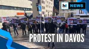 Watch: Protests against Pakistan in Davos against atrocities in Baloch, Sindh [Video]