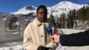 Angola seeks to gain investor confidence in Davos [Video]