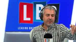 Maajid Nawaz's alarming monologue on the Met Police's facial recognition cameras [Video]