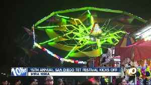15th annual San Diego Tet Festival kicks off [Video]
