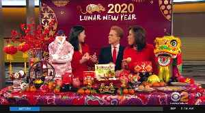 Lunar New Year Celebrations Kick Off Marking Year Of The Rat [Video]