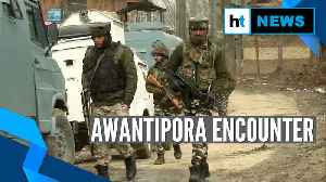 News video: Awantipora: 2 terrorists killed in encounter by security forces