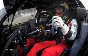 Evans leads tight Monte Carlo rally ahead of Sunday's finale [Video]