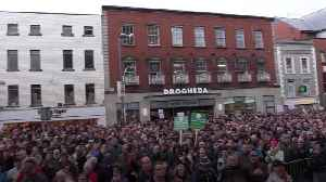 Thousands attend Drogheda rally in opposition to drug-related violence [Video]