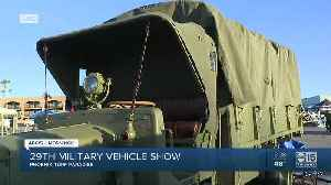29th Annual Military Vehicle Show [Video]