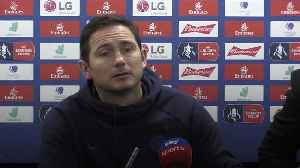 Frank Lampard: We didn't capitalise on our opportunities