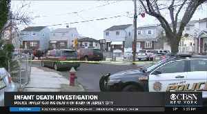 Police Investigating Death Of Baby In Jersey City [Video]