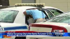 Police Targeting City's Hot Spots To Lower Crime [Video]