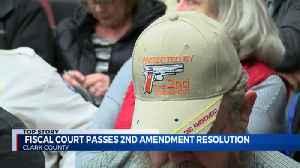 Clark County becomes Second Amendment sanctuary [Video]